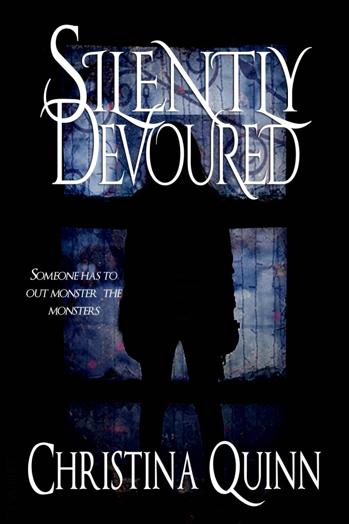 Silently Devoured Cover mockup